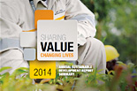 AngloGold Ashanti sustainability report 2014