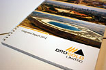 DRDGOLD integrated report 2012